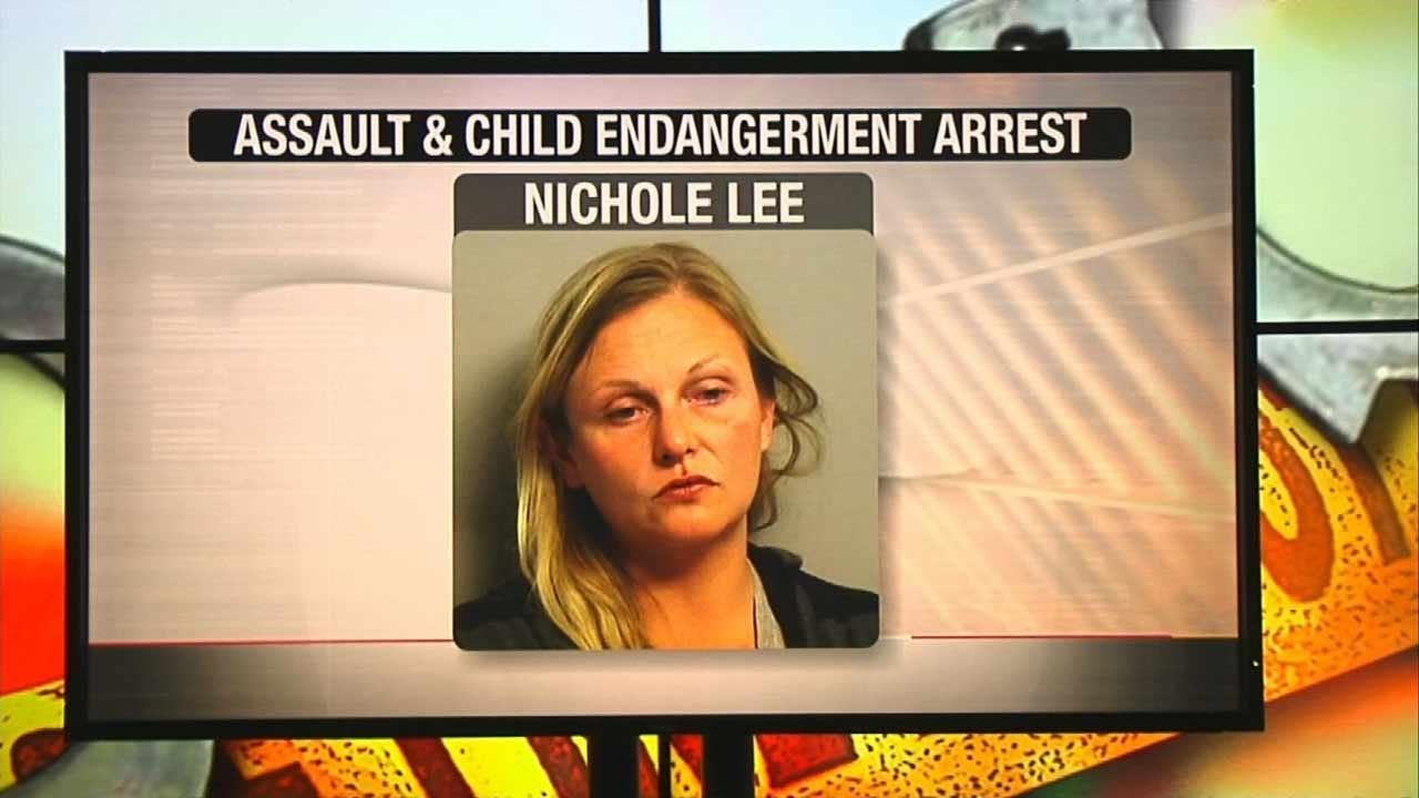 Tulsa Woman Accused Of Attacking Boyfriend With Machete
