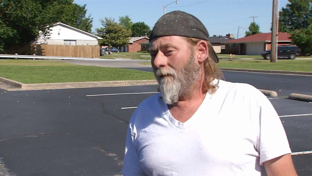 Tulsa Man Shaken, Happy To Be Alive After Encounter With Armed Robbery Suspect
