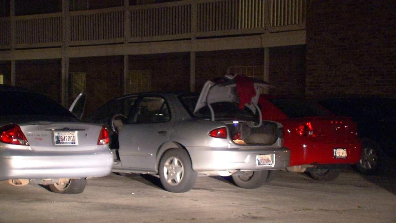 Tulsa Police: Woman Caught With Stolen Car