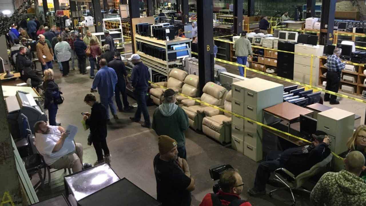 City Of Tulsa Surplus Auction Saturday