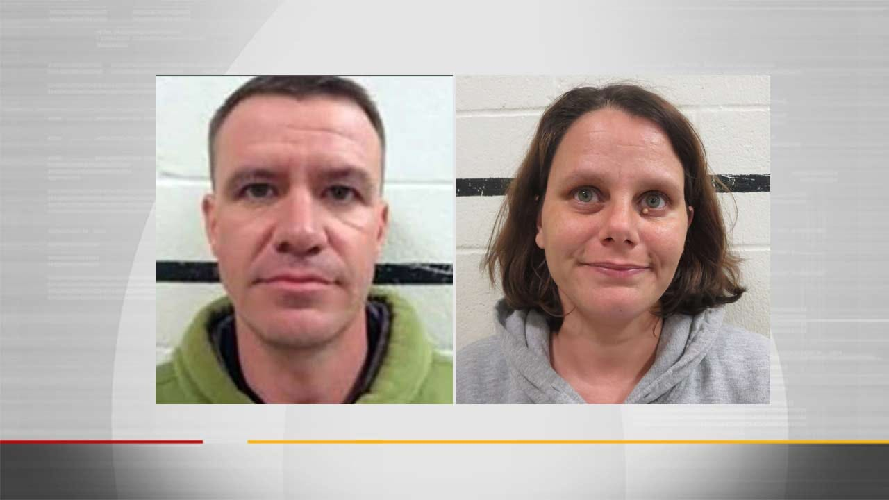 Felony Drug Charge Against Hartshorne Police Chief's Wife Dropped
