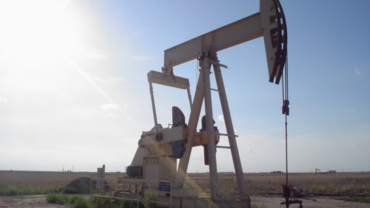 Tax Receipts Show 17-Year Low For Oklahoma Oil, Gas Production