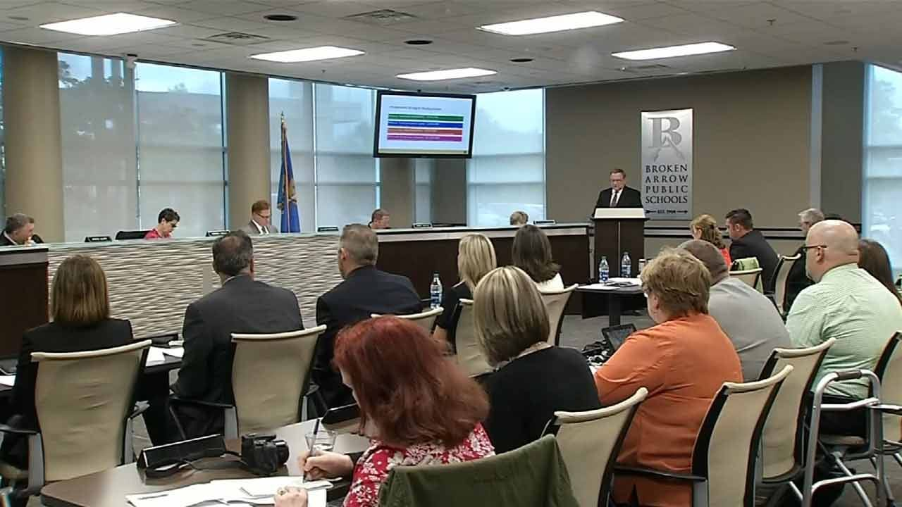 BA School Board Approves Nearly $7.5M In Budget Cuts, Eliminates 66 Positions