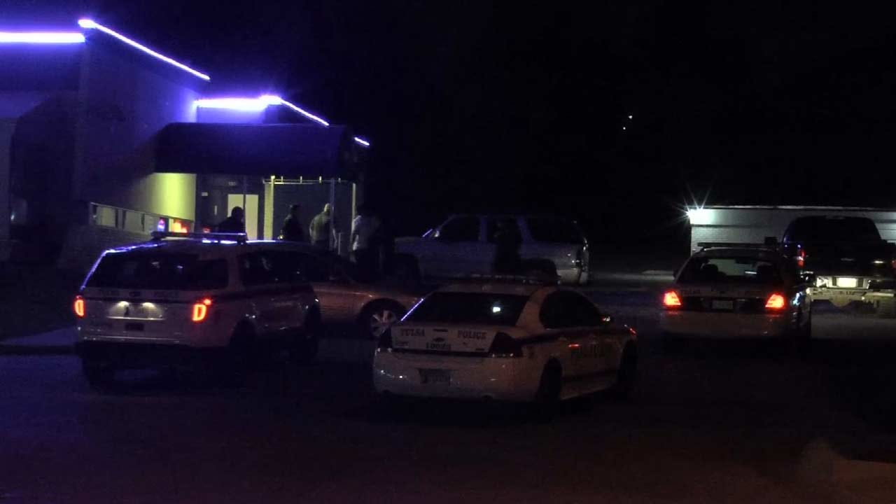 Police: Turned-Away Customer Shoots At Tulsa Strip Club Security