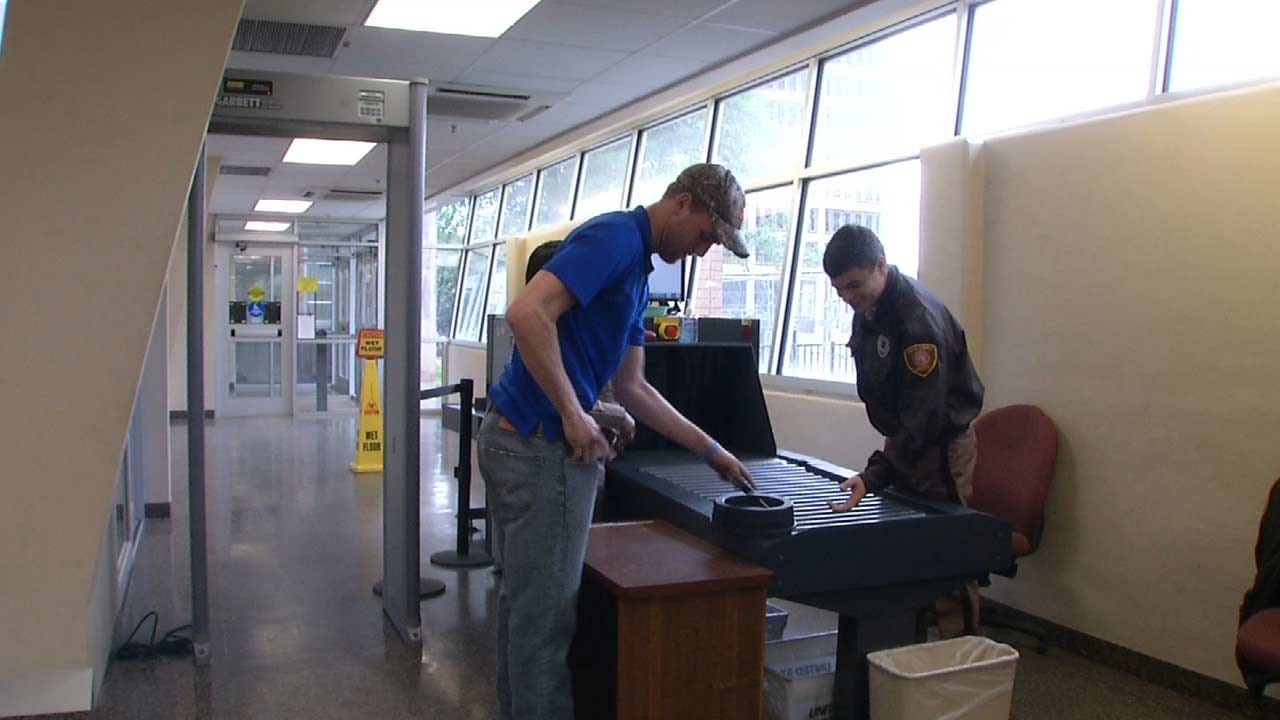 Tulsa County Courthouse To Get New Armed Guards