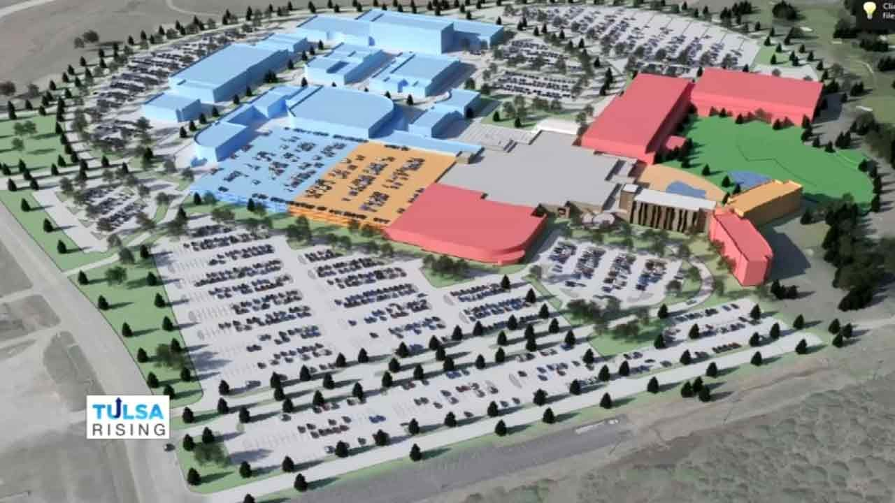 Osage Casino Breaking Ground On $150M Expansion