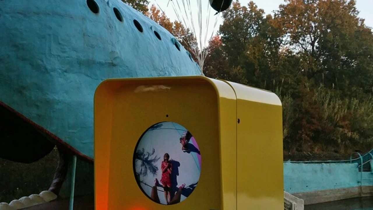 Snapchat Spectacles Sold At Catoosa's Blue Whale