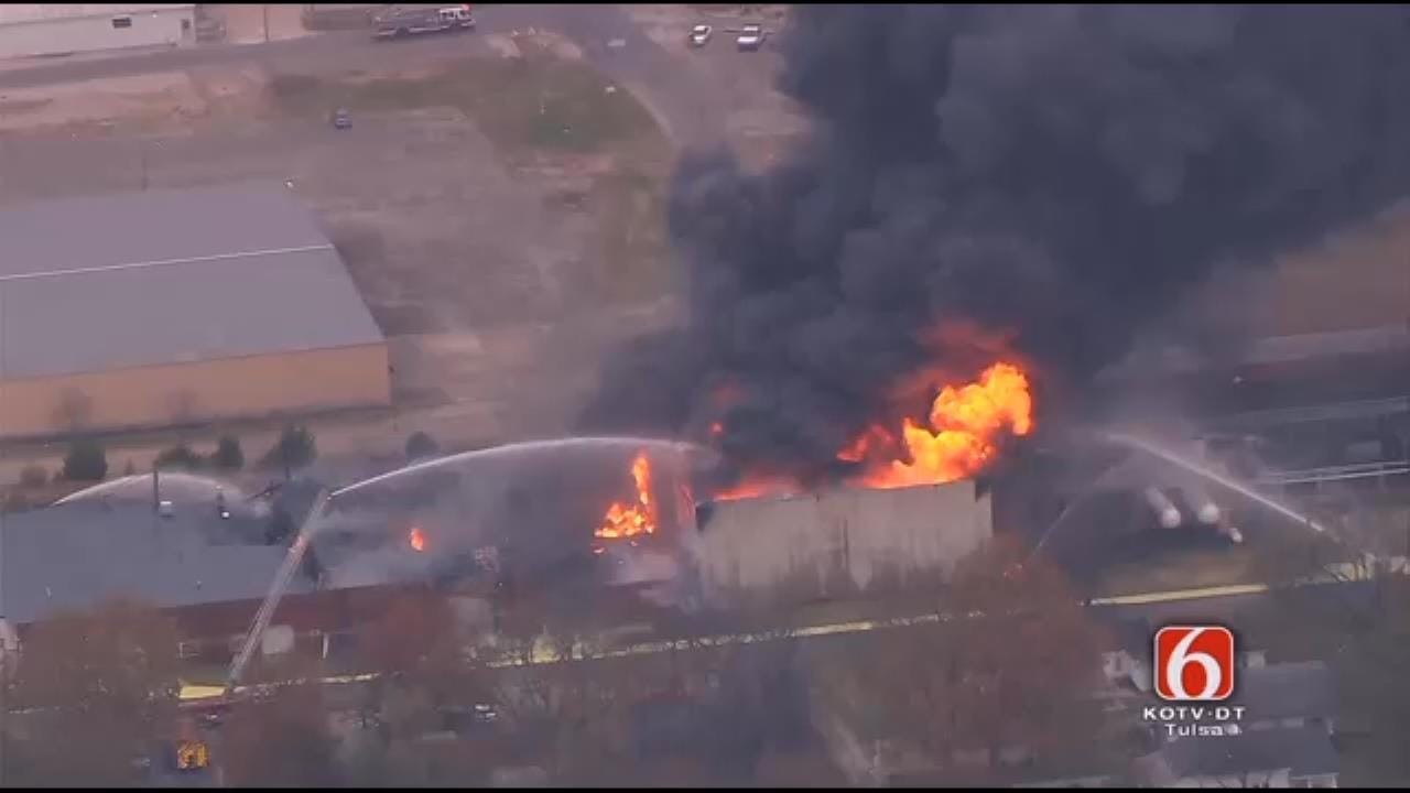 Three Injured In Chemical Plant Explosion In Neodesha, Kansas