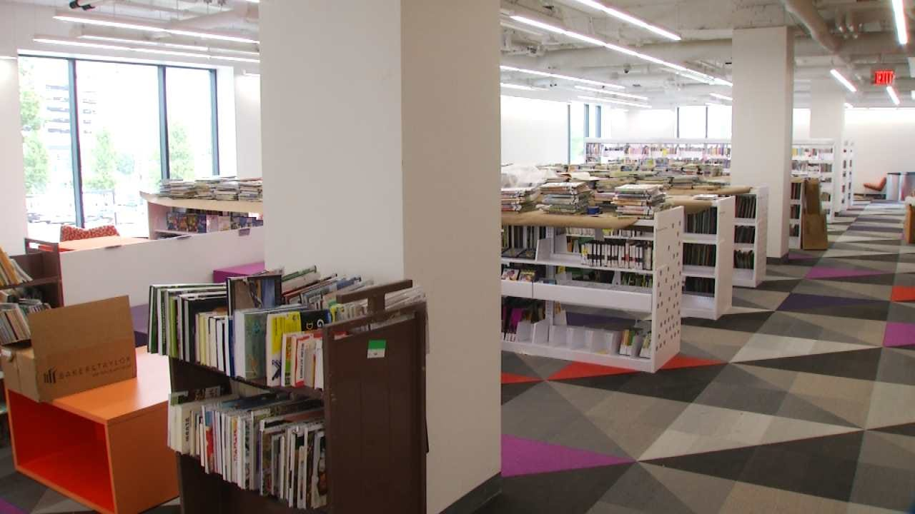 Central Library Reopened After $50M Renovations