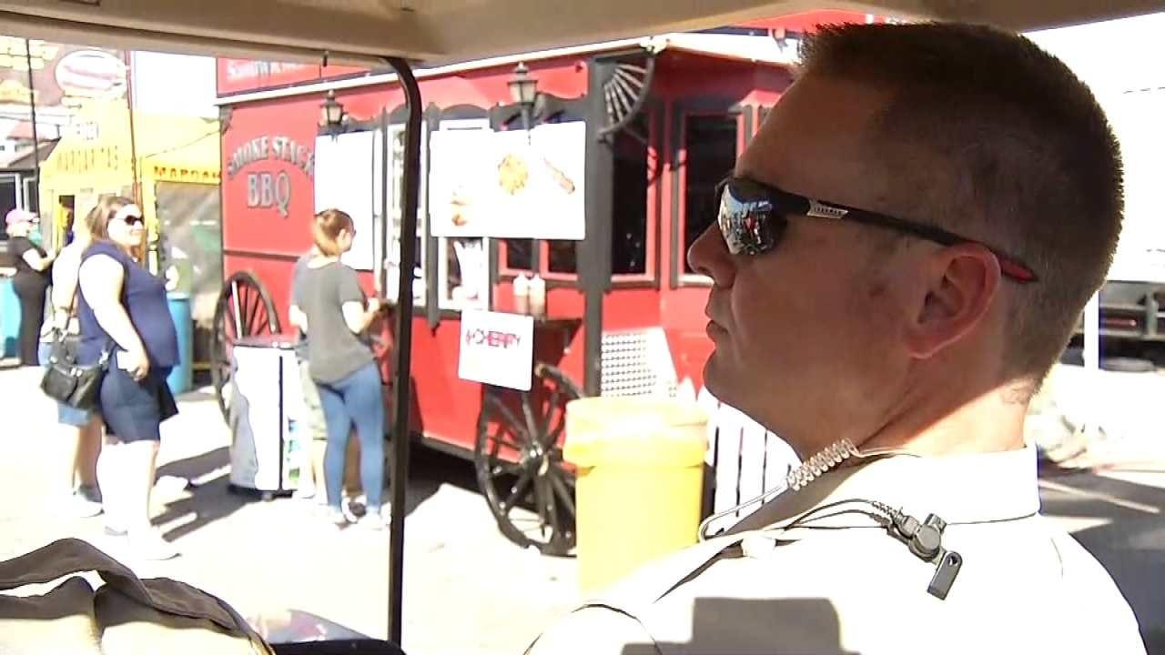 Deputies Say Children, Teens Are Biggest Focus During Tulsa State Fair