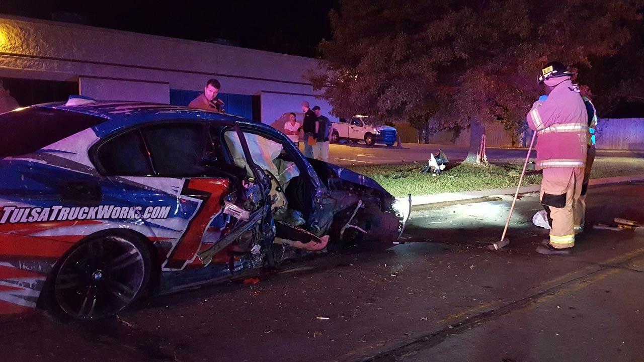 Driver Arrested For DUI After Tulsa Injury Crash