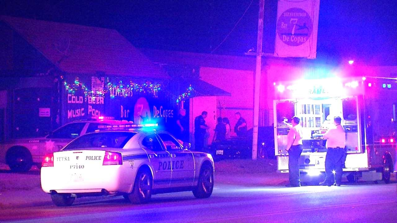 Man, Woman Shot To Death At Tulsa Bar In Dispute With Customer
