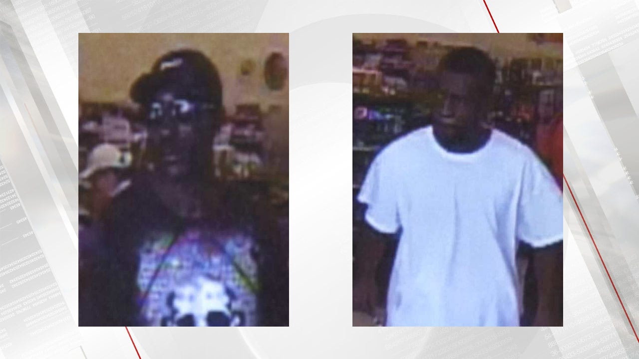 TPD Releases Video Of Two Men They Say Stole 92-Year-Old's Car