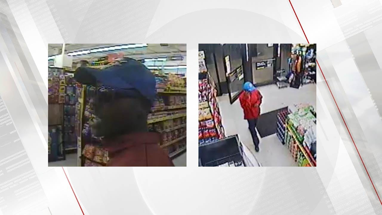 Tulsa Police Ask For Help Finding Dollar General Robber