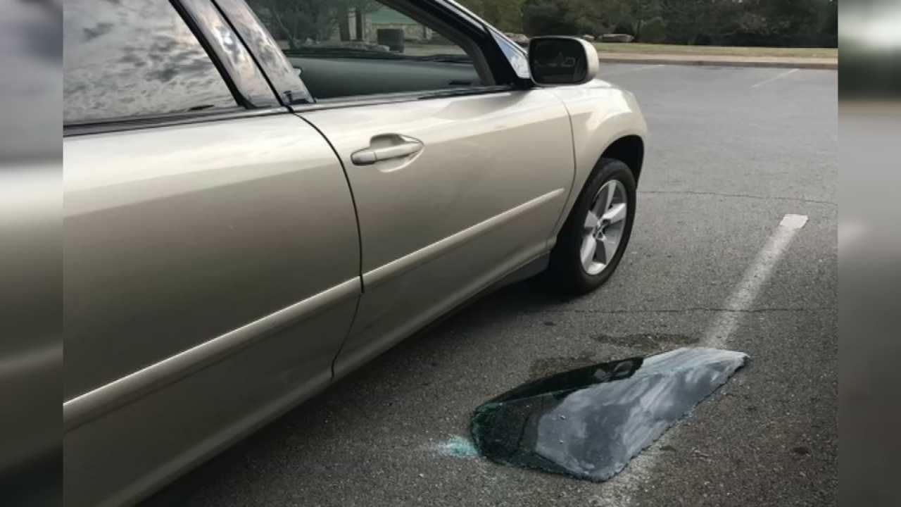 Tulsa Woman Warns Others Of Car Break-Ins At Turkey Mountain