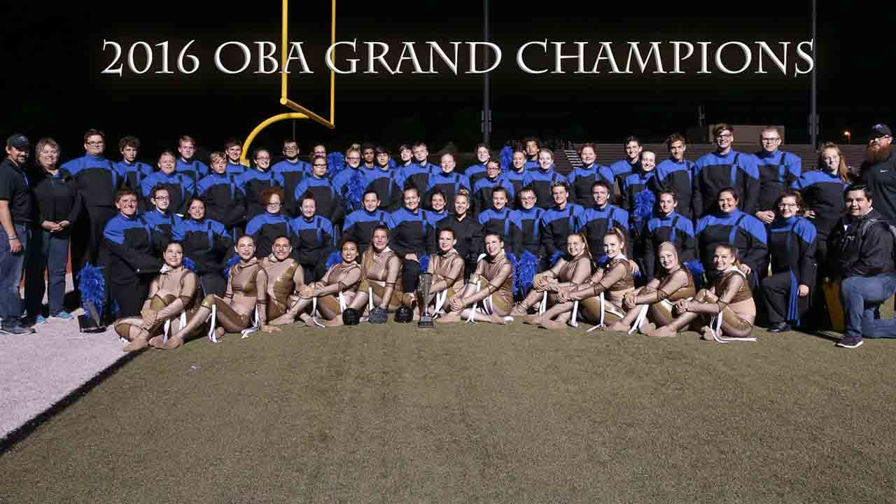 Berryhill Marching Band Wins State Title For 13th Consecutive Year