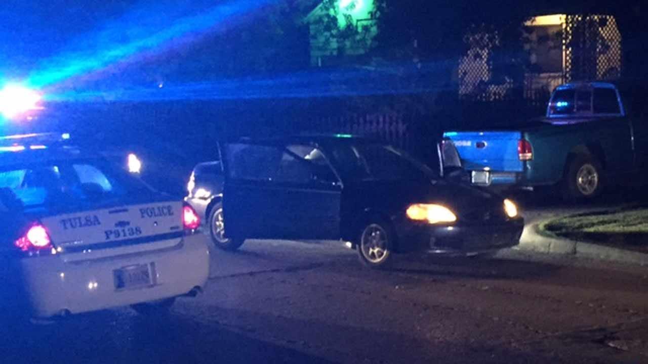 Juvenile Driver Gets Away Following Tulsa Police Pursuit