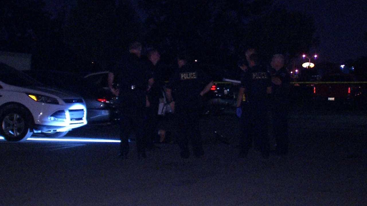Man Shot During Tulsa Armed Robbery Attempt