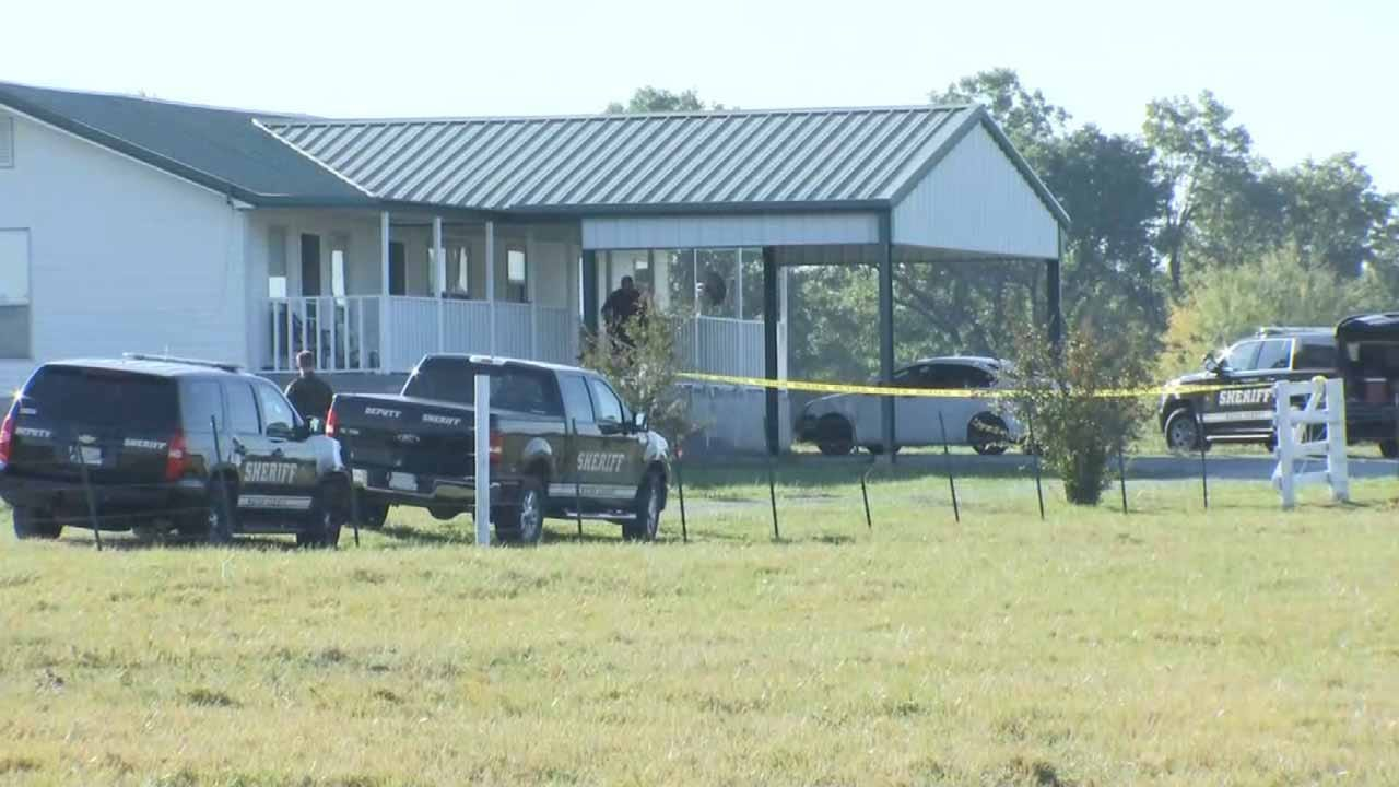 Mayes County Sheriff Not Recommending Charges For Mother Who Shot Son