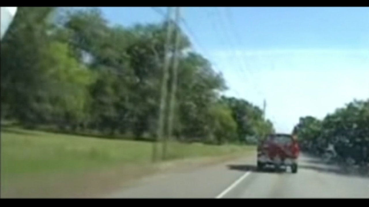 OHP Releases Dashcam Of Chase That Killed Woman Going To Church