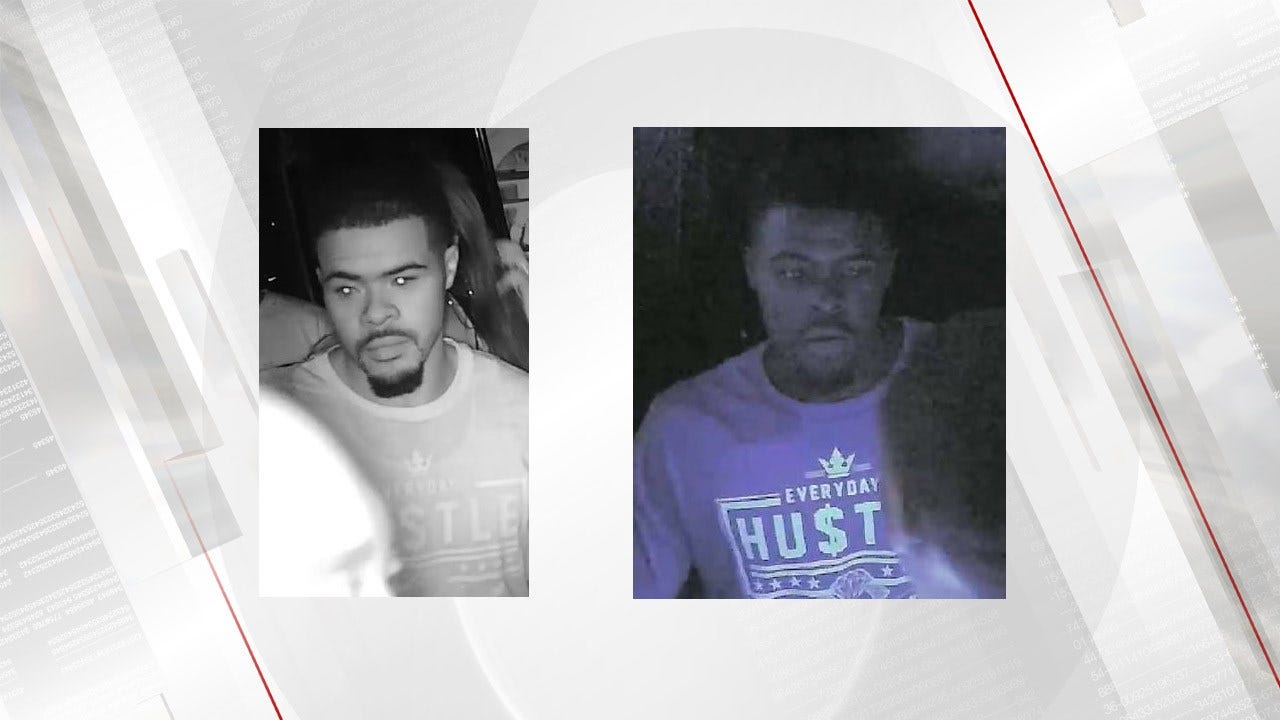 TPD Searches For Person Of Interest In Murder Of Tulsa Man
