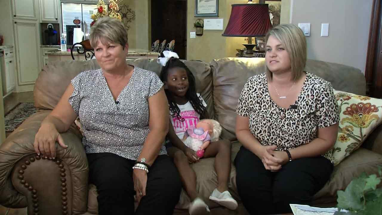 'We Just Want To Give Back': Rogers Co. Family Aiding Haiti Hurricane Victims