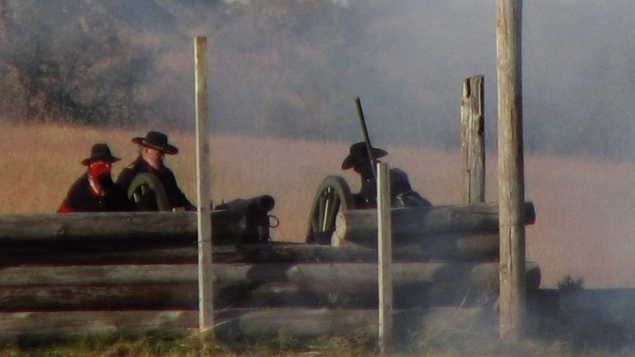 Civil War Re-Enactment Planned For Wagoner County