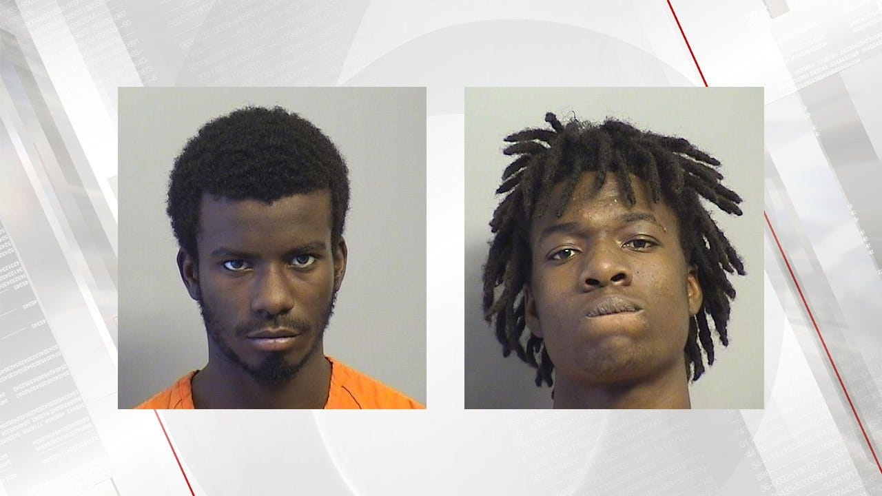 Two Men Bound Over For Trial For Shooting Tulsa Woman