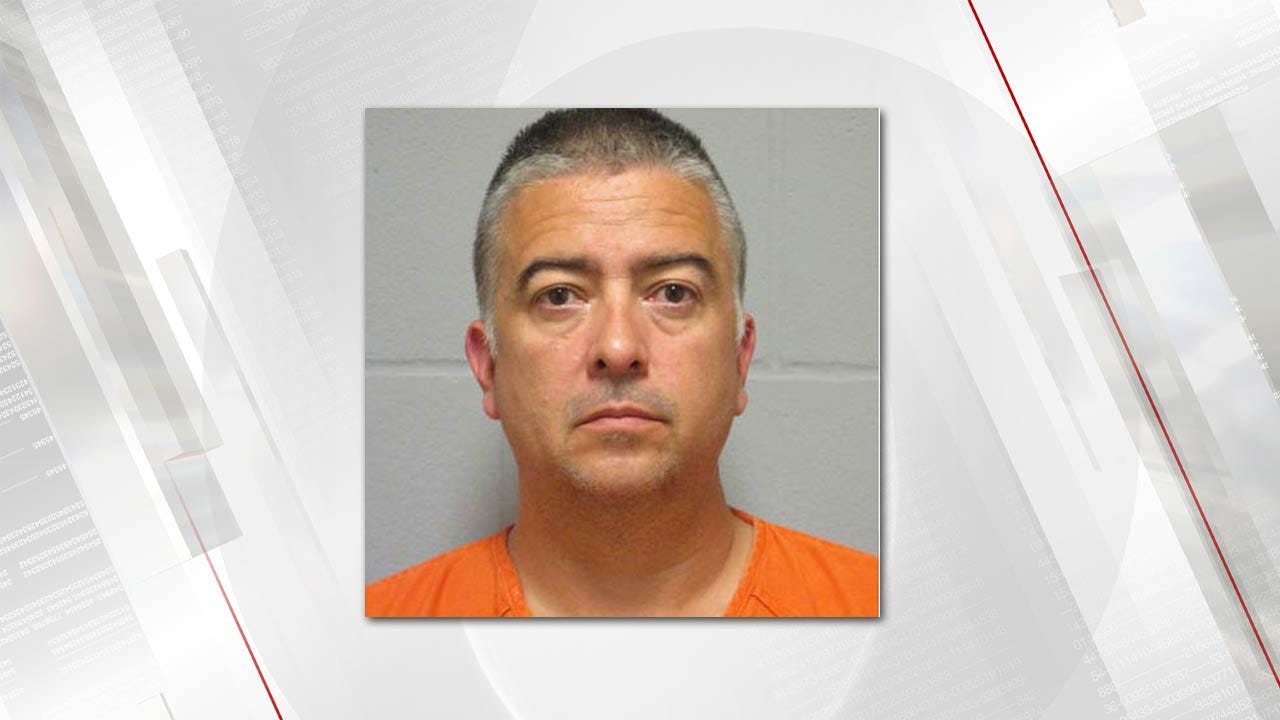 Former Perry Police Officer Charged With Lewd Molestation