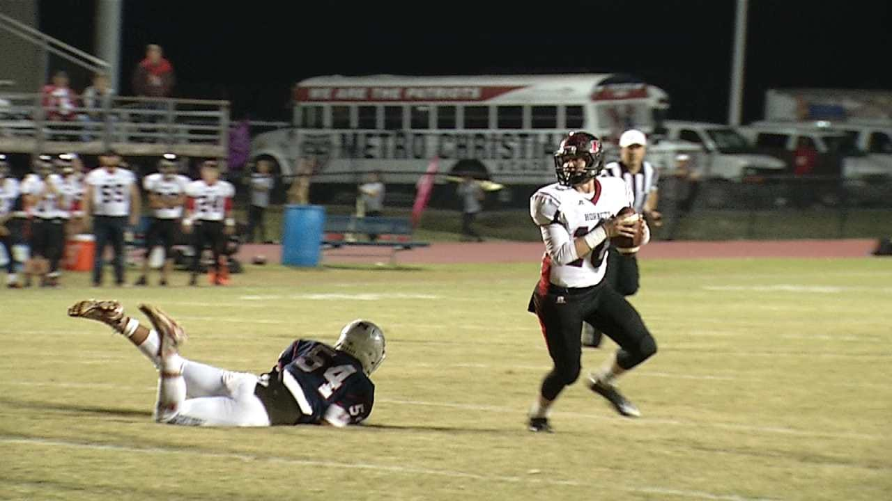 Hilldale Pushes Past Metro Christian In Week 7