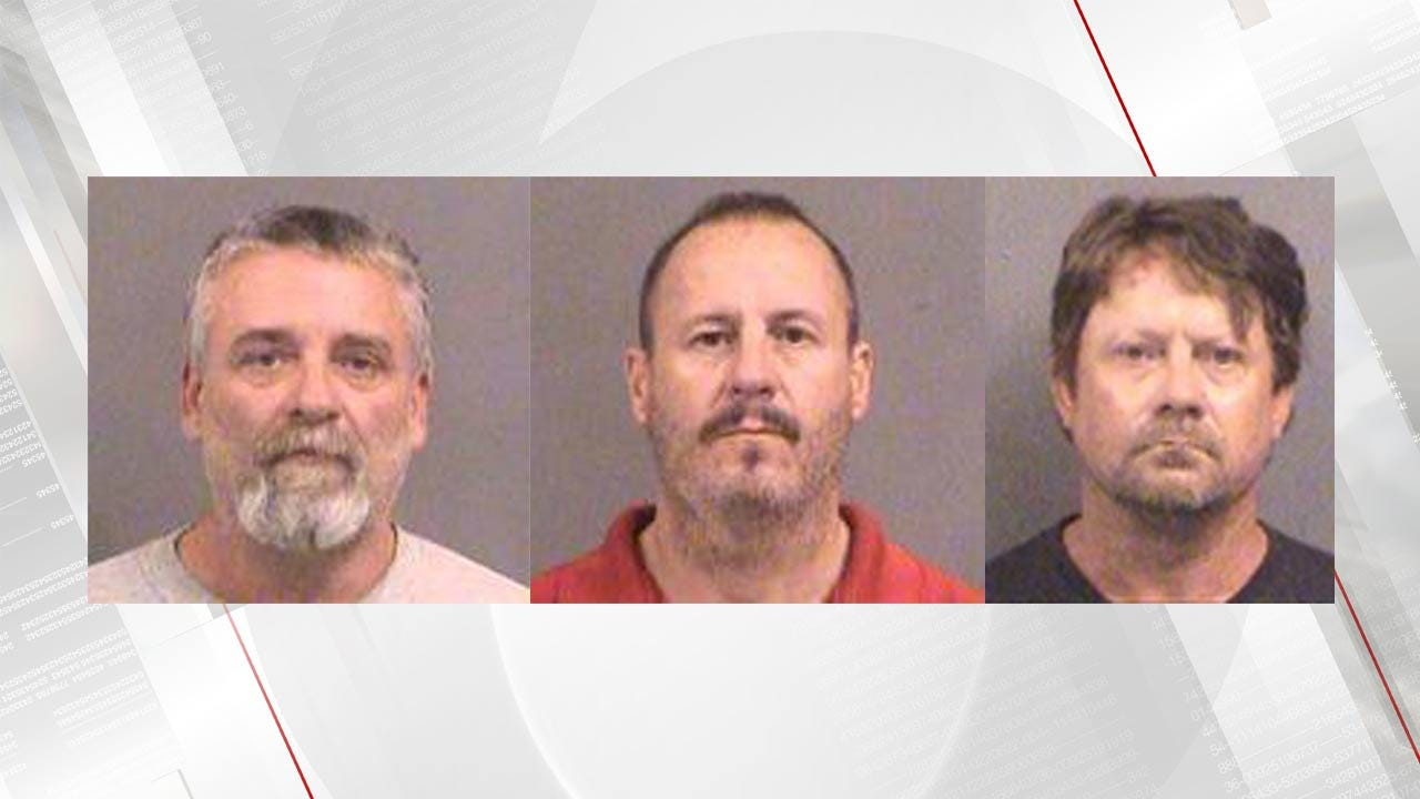 Militia Members Arrested In Alleged Mosque Attack Plot In Kansas