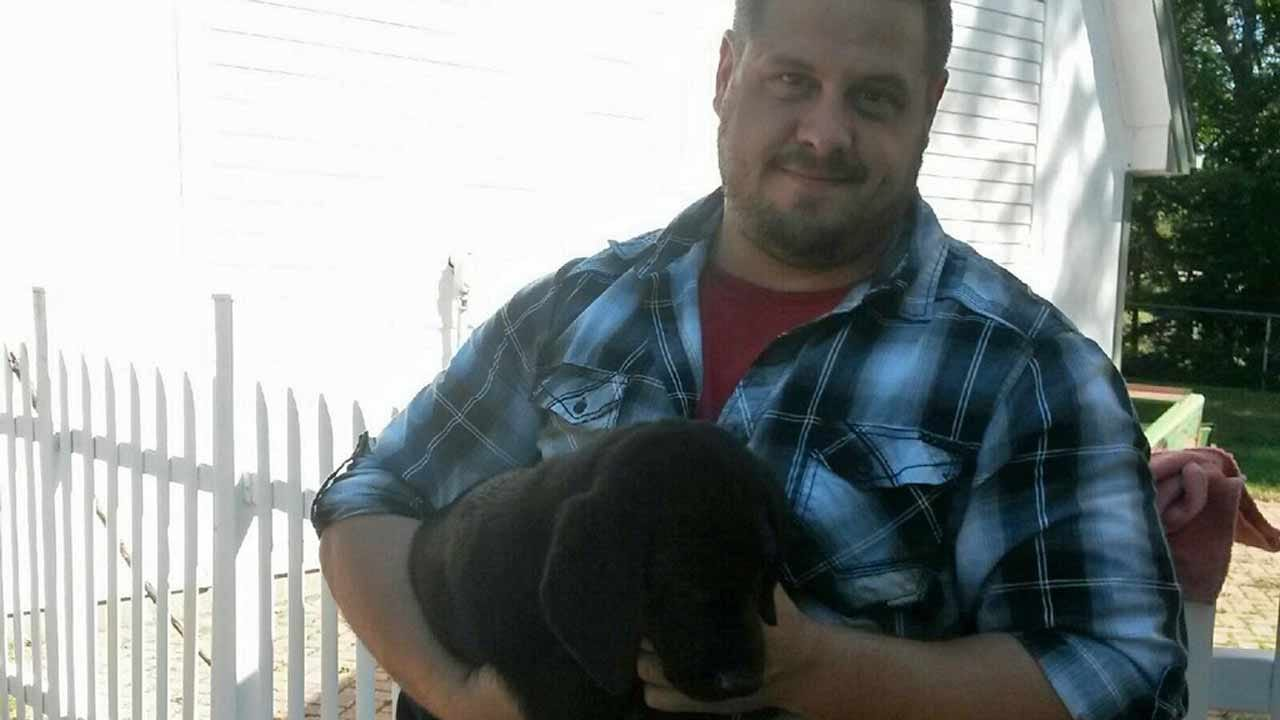 Family Finds Black Lab Puppy Lost In Fatal Dennis Byrd Wreck
