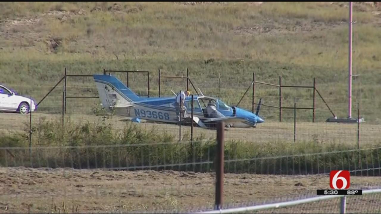 Two Injured In Plane Crash During 'Touch & Go' Exercise At McAlester Airport