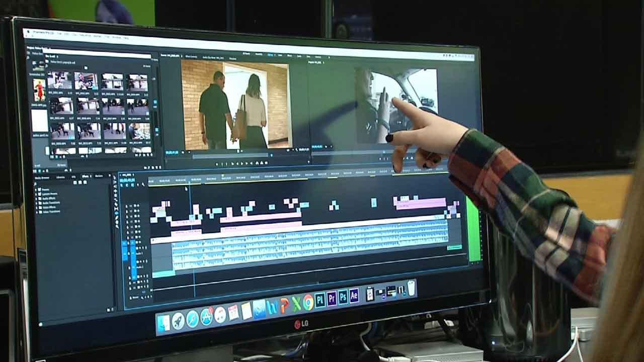 Muskogee Students Producing Videos Focused On Community-Police Relations