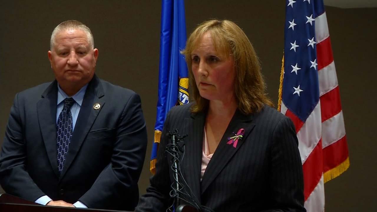 1 Child Rescued, Dozens Arrested In OK FBI Sex Trafficking Investigation