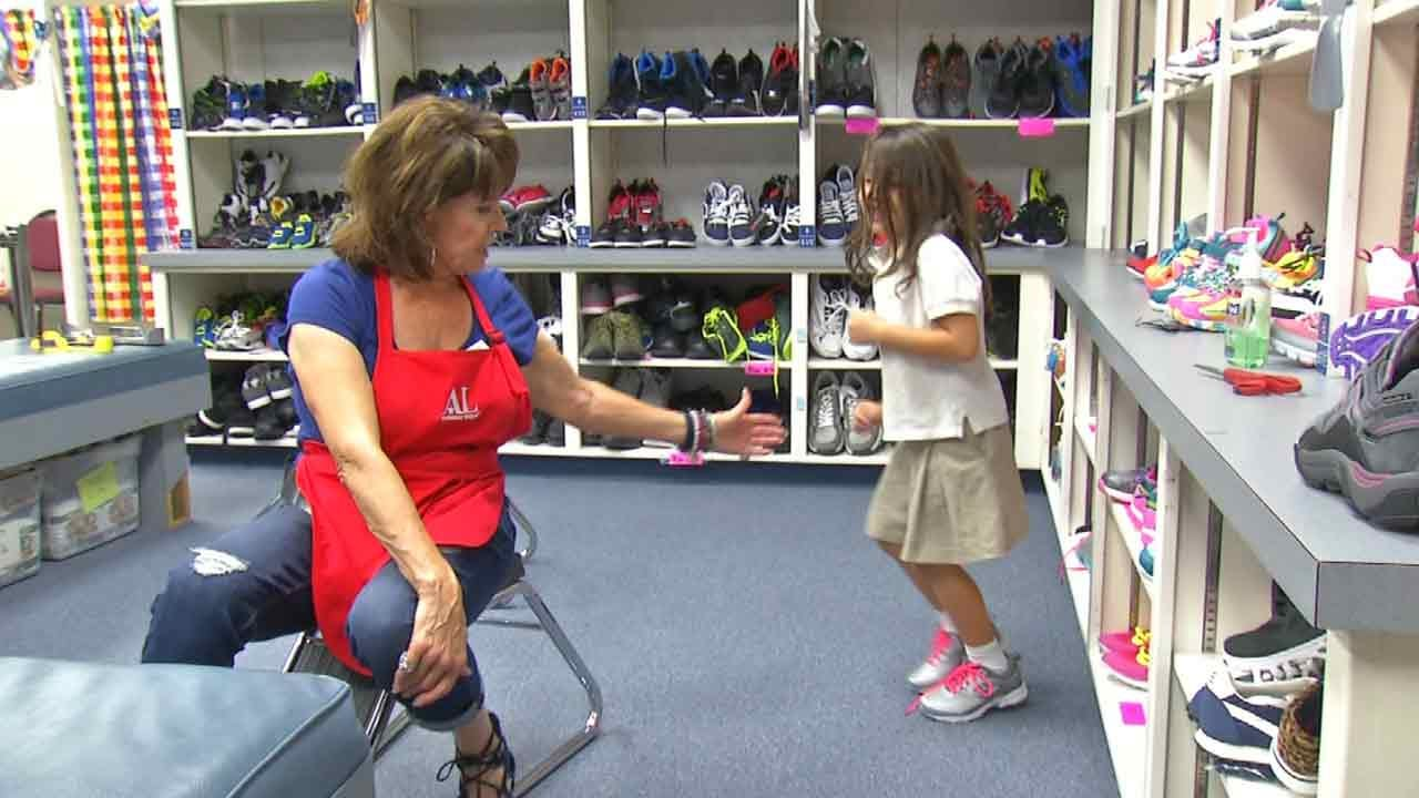 Assistance League Of Tulsa Helping Students In Need