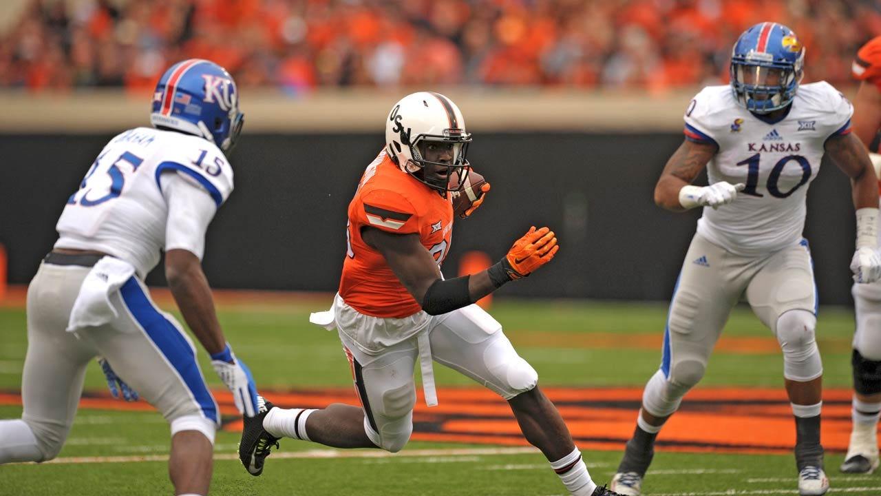 OSU Football: Gundy, Players Preview Kansas