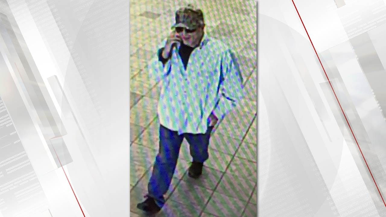 Police Investigate Another Broken Arrow Bank Robbery