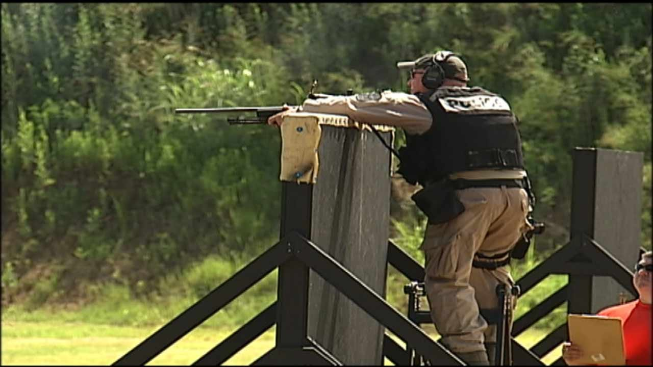 TPD's Precision Rifle Operators Train To Be 'Top Notch Marksmen'
