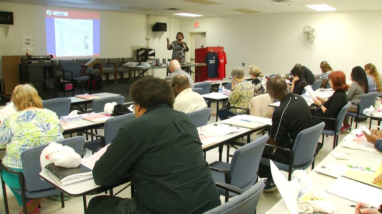Tulsa Election Workers Preparing For November's General Election