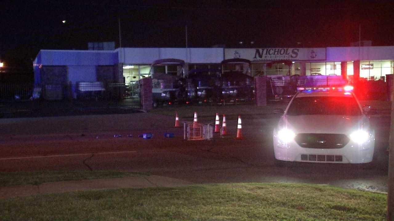 Tulsa Police Investigating Fatal Crash Involving Pedestrian
