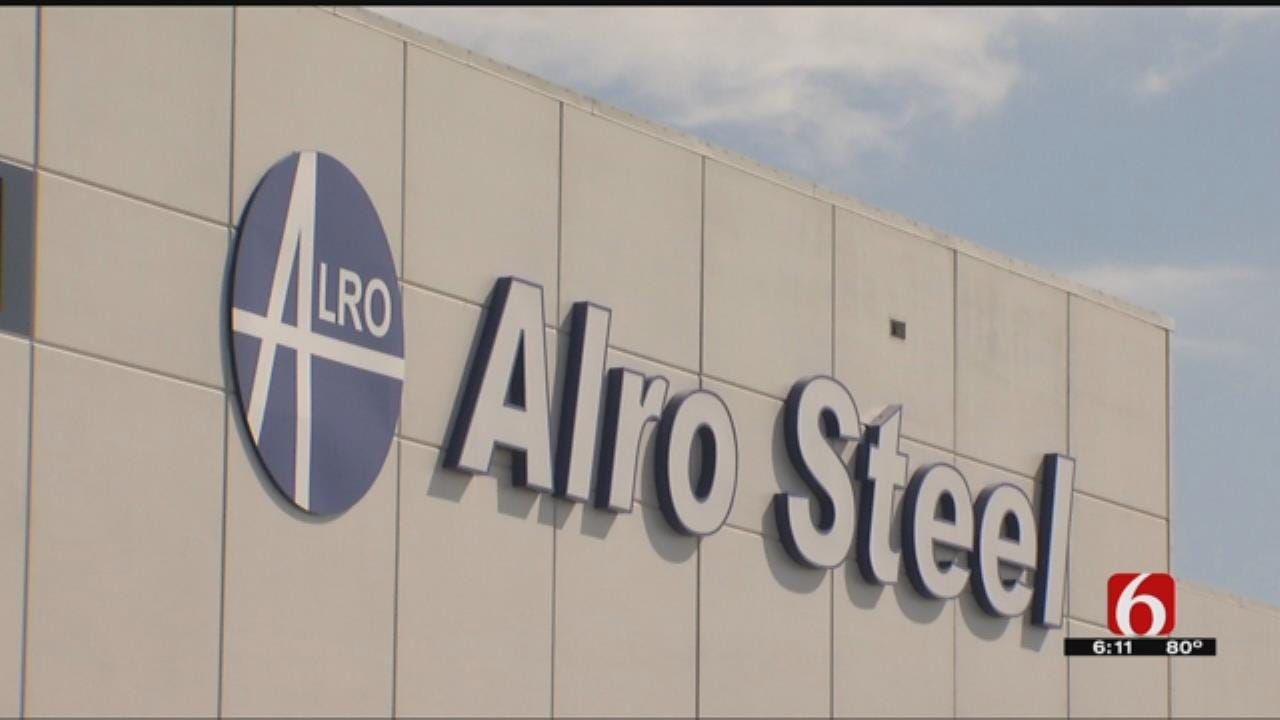 Alro Steel Expands To New Tulsa Facility