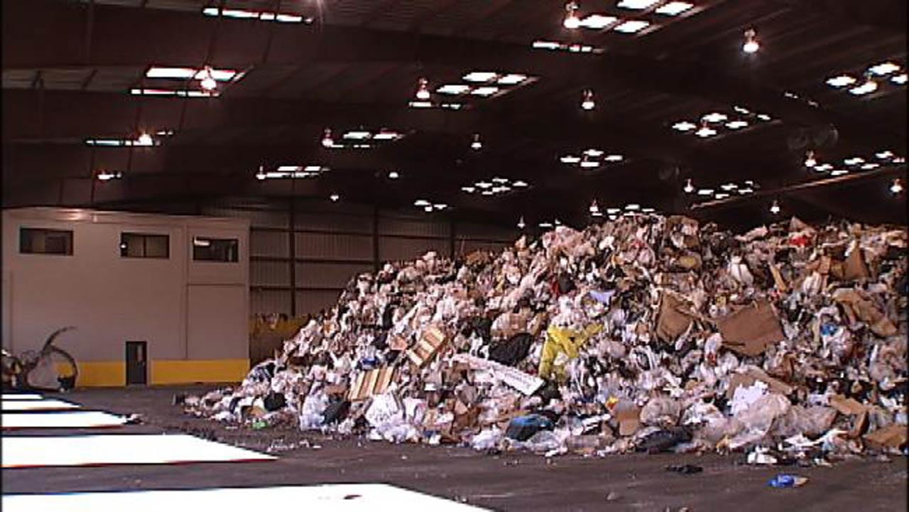 BA Changing From Landfill To Waste-To-Energy Trash Disposal