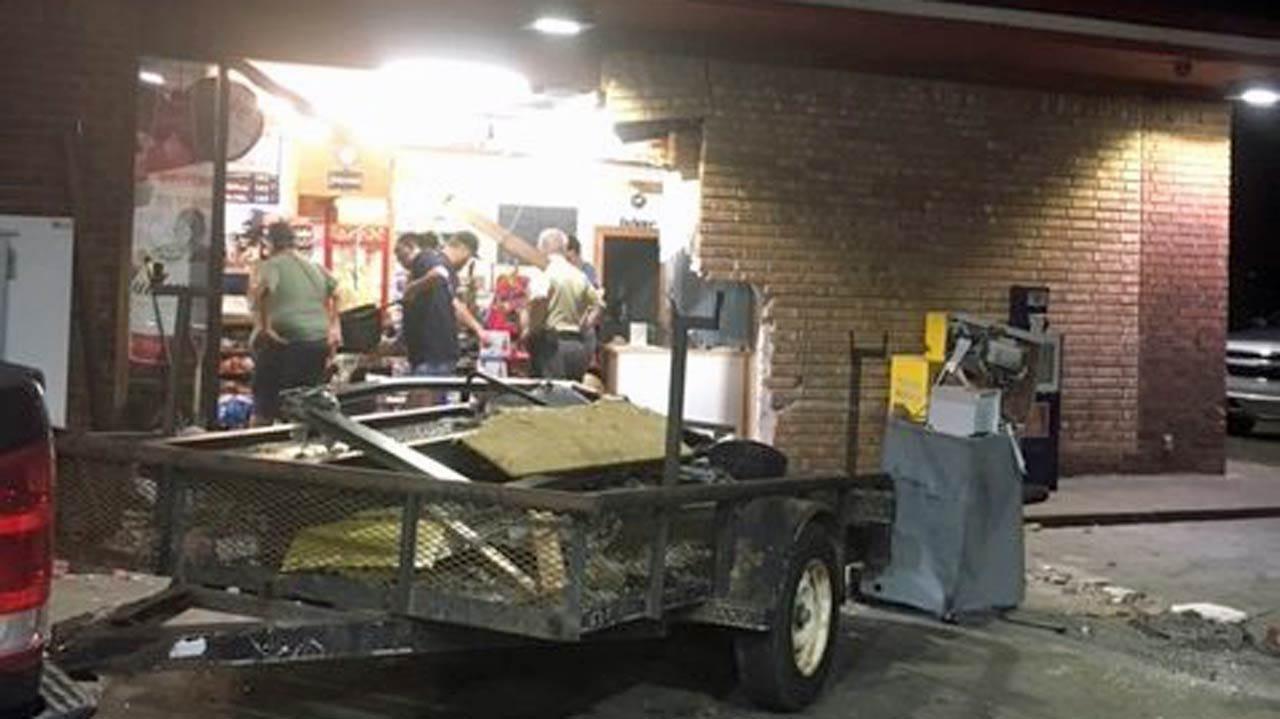 Sequoyah County ATM Thieves Strike Again