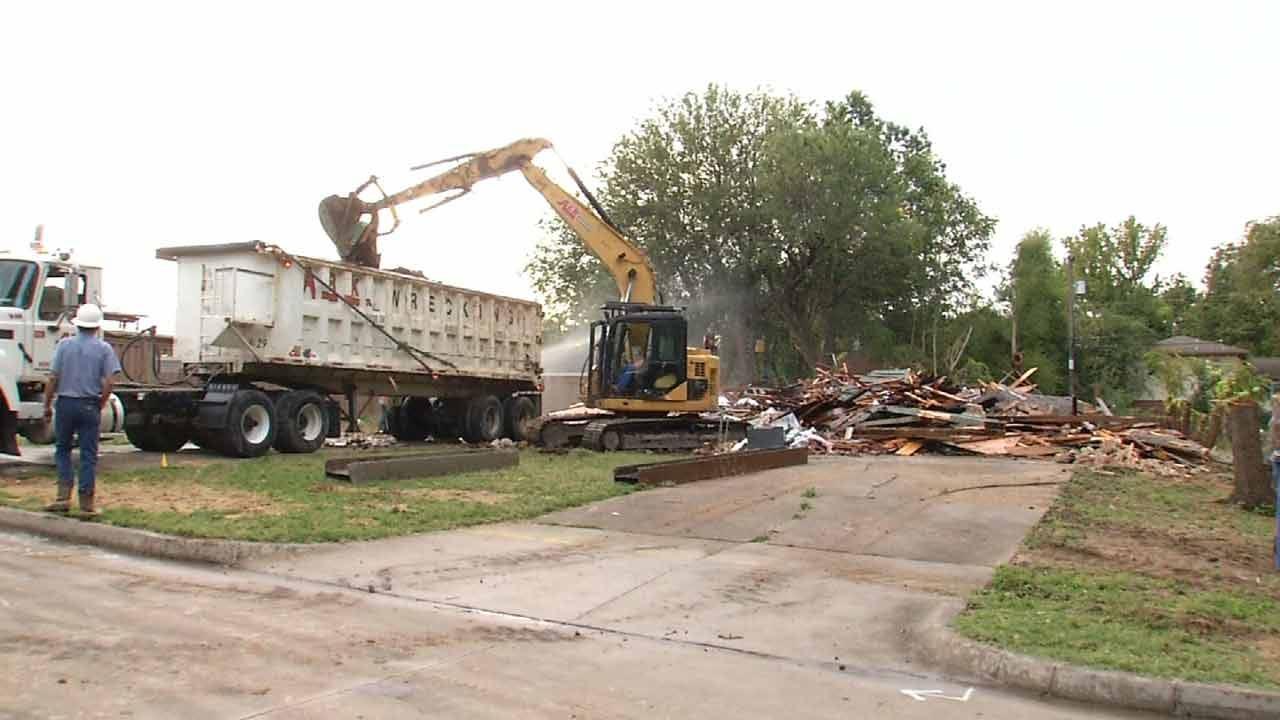 Tulsa Barred Owl Supporters Upset With Duplex Demolition