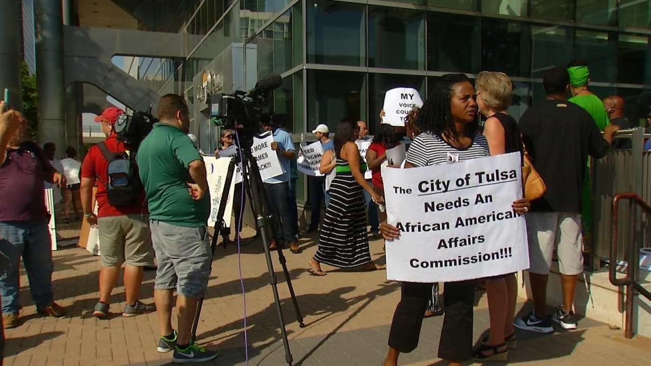 Tulsa Spent $216K On Police Overtime After Terence Crutcher Shooting