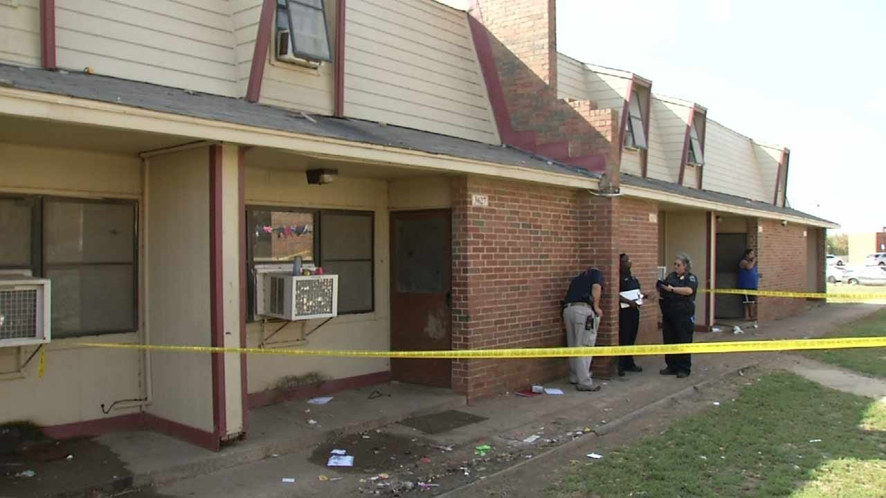 Woman Stabbed To Death At Tulsa Apartment Complex