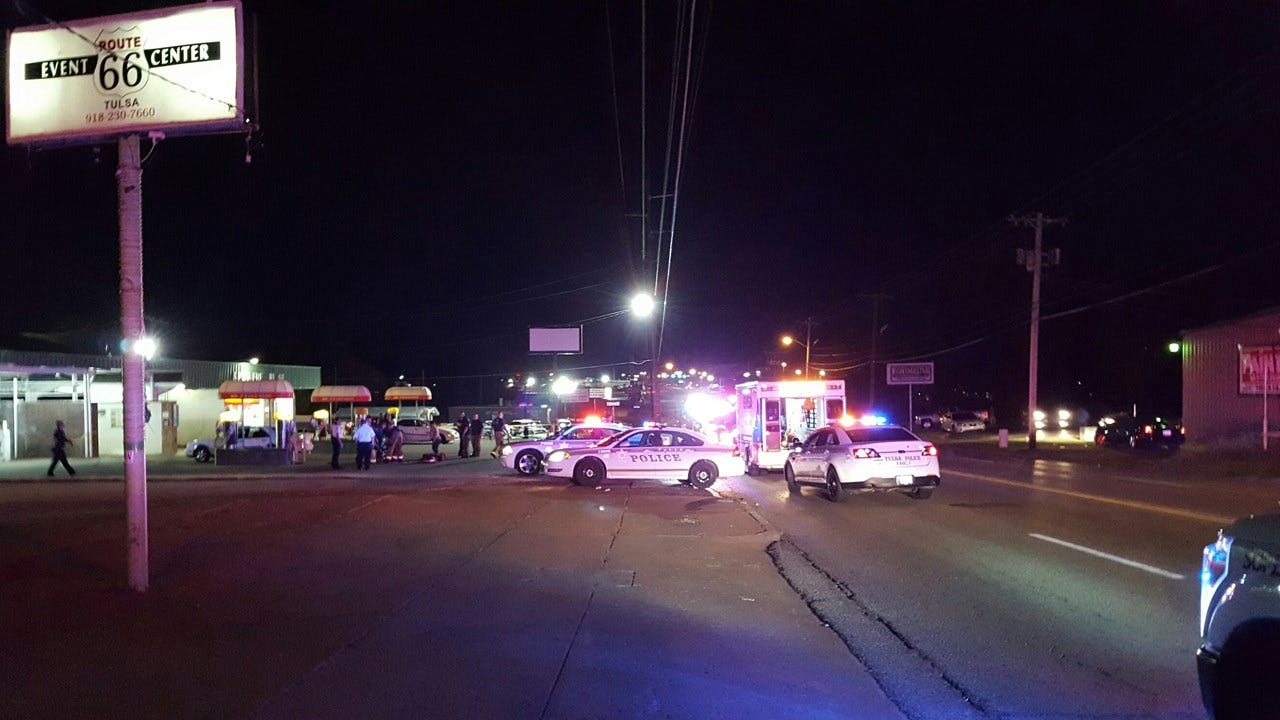 Fight Leads To Shooting At Tulsa Car Wash