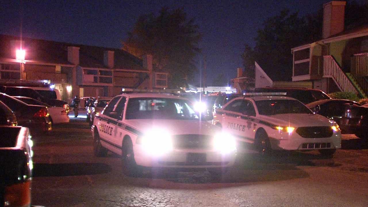 Tulsa Police: Man Injured After Being Shot By BB Gun