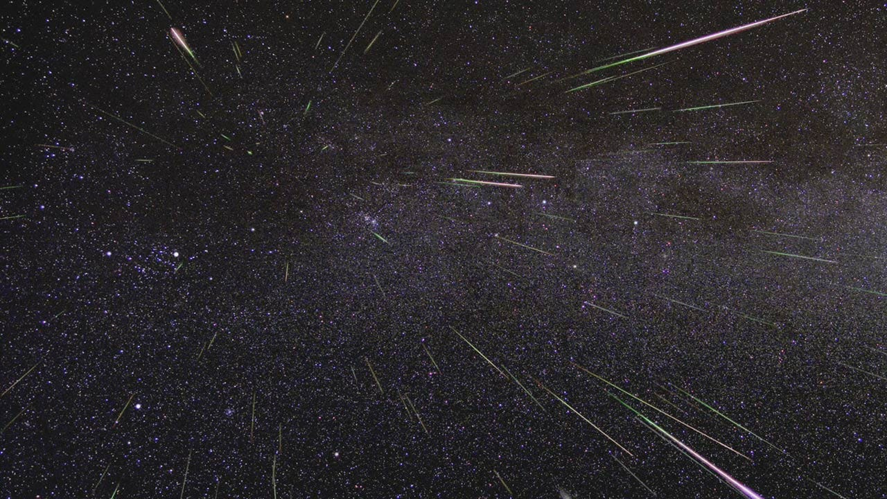 Biggest Meteor Shower Of Year To Peak Early Friday